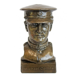 Michael Collins Bust Small