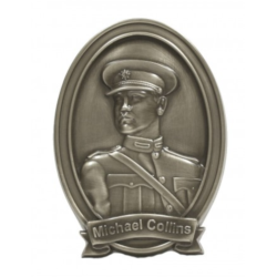 Michael Collins Wall Plaque